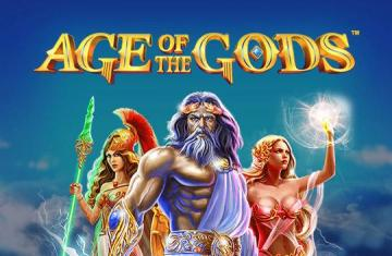 Age of the gods gokkast playtech
