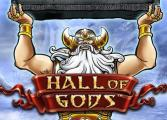 Hall of Gods Jackpot gokkast Netent