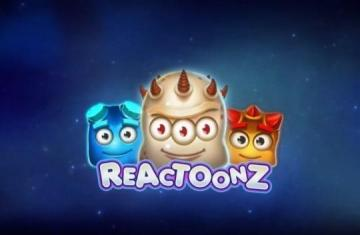 Reactoonz online slot machine