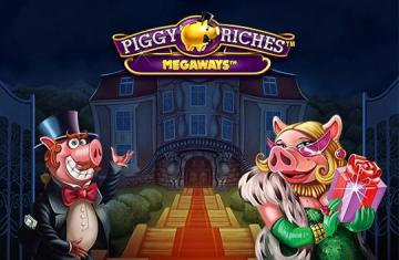 Piggy Riches Megaways gokkast