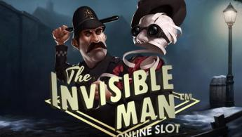 The Invisible Man gokkast van Netent
