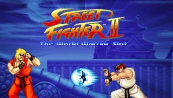 Street Fighter II: The World Warrior gokkast