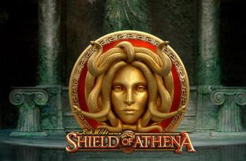 Rich Wilde and the Shield of Athena gokkast