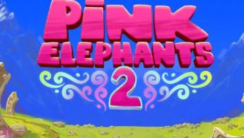 Pink Elephants 2 slot game Thunderkick