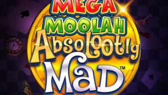 Slot game Absolootly Mad: Mega Moolah