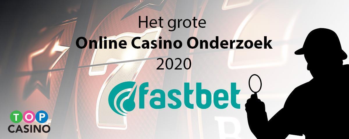 Fastbet Casino Onderzoek 2020 Top Casino