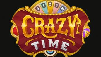Casinospel Crazy Time spelen