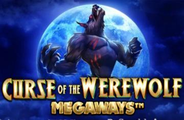 Slot game Curse of the Werewolf Megaways spelen