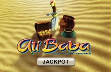 Ali Baba and the 40 Thieves gokkast