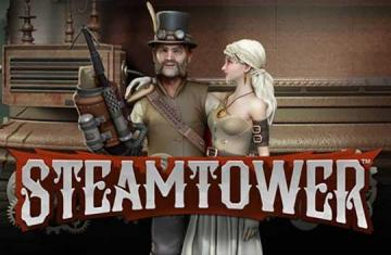 Steamtower gokkast netent