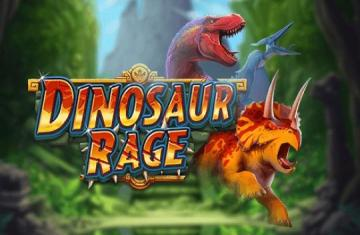 Dinosaur Rage slot game
